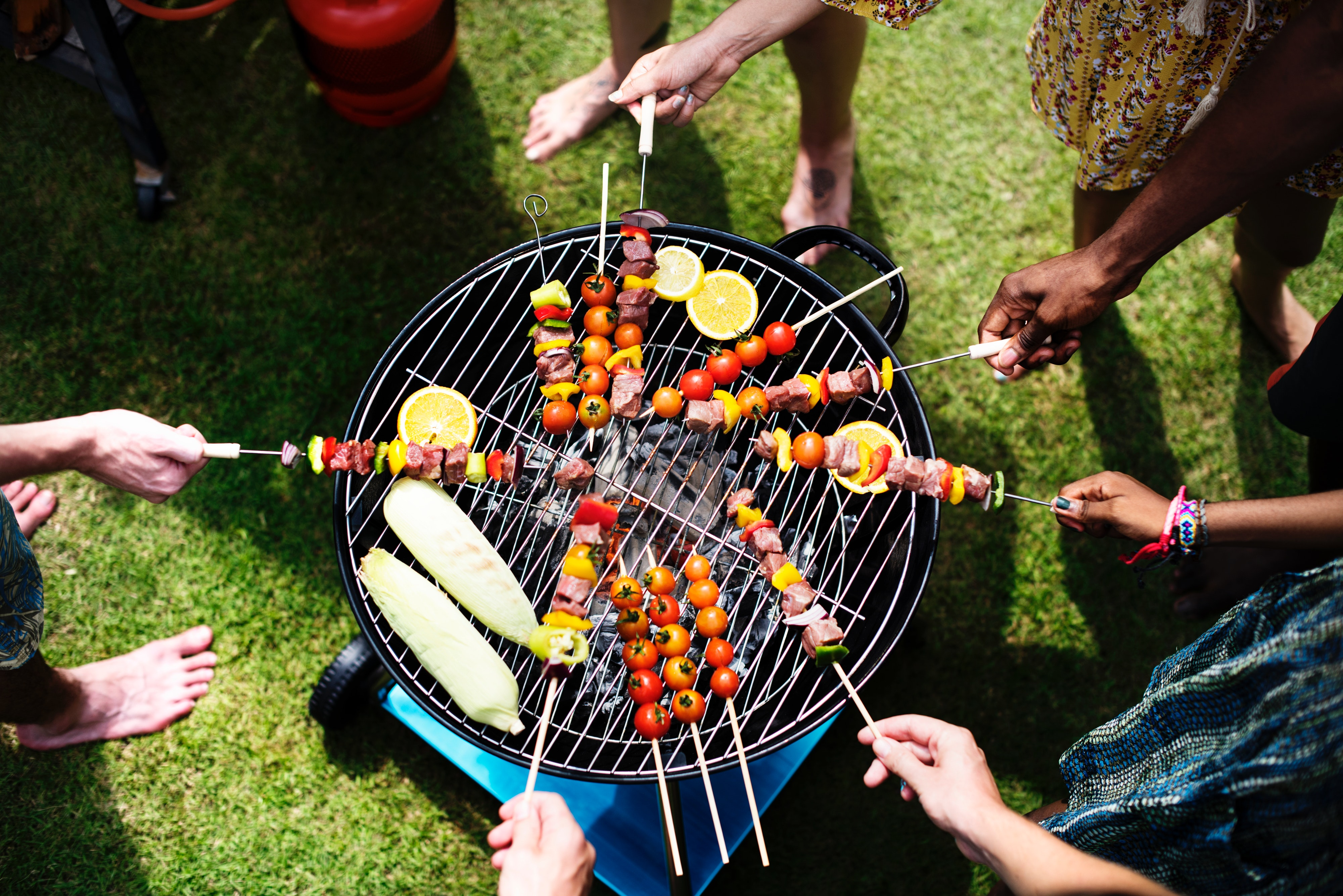 4 Ideas for Your Kids During a BBQ