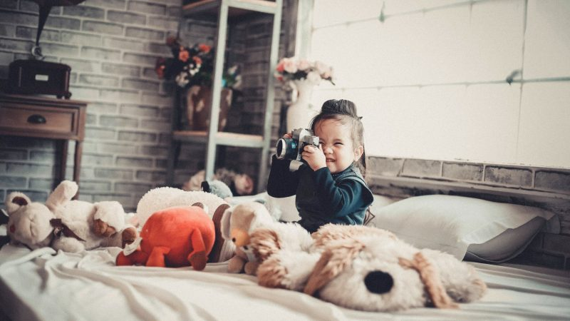 5 Fashionable and Engaging Ways of Decorating Your Kid's Bedroom