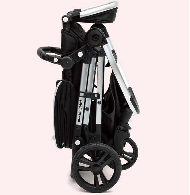 Mockingbird Stroller One-Hand Fold